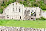 ruins of Rievaulx Abbey, North Yorkshire, England