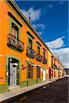 Street Scene, Oaxaca de Juarez, Oaxaca, Mexico