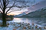Wales, Snowdonia National Park, Llyn Gwynant Lake
