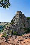 Rocca Aldobrandesca, Roccalbegna, Grosseto province, Tuscany, Italy, Europe