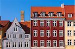 Buildings, Nyhavn, Copenhagen, Denmark