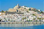 Ibiza town, Ibiza, Balearic Islands, Spain