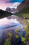 Mt. Edith Cavell, Jasper National Park, Canada