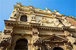 Detail of Santa Maria Formosa, Venice, UNESCO World Heritage Site, Veneto, Italy, Europe