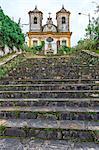 Nossa Senhora das Merces e Perdoes Church, Ouro Preto, UNESCO World Heritage Site, Minas Gerais, Brazil, South America