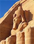 Temple of Rameses II, Abu Simbel, Egypt