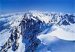Rhone Alpes, Chamonix, Savoie, France