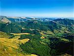 Massif Central, Auvergne Volcanoes National Park, France