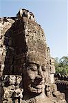 Bayon Temple, late 12th Century, Buddhist, Angkor Thom, Siem Reap, Cambodia