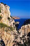 Calanques de Cassis, Provence-Alpes-Cote d'Azur, France