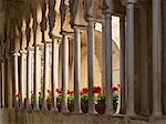 Villa Rufolo, Ravello, Amalfi Coast, UNESCO World Heritage Site, Campania, Italy, Mediterranean, Europe