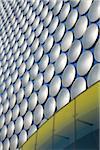 Close-up of Selfridges Building, Bullring Shopping Centre, Birmingham, West Midlands, England