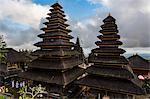 Indonesia, Bali, Pura (Temple) Besakih. The 'Mothe