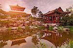 historic style garden in 2013 China Garden Expo