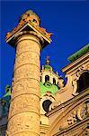 St. Charles Church, Vienna, Austria, Europe