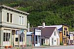 5th Avenue, Skagway, Alaska, United States of America, North America