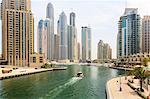 Dubai Marina, Dubai, United Arab Emirates, Middle East
