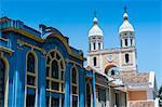 Colonial buildings in Florianopolis, Santa Catarina State, Brazil, South America