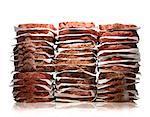 Frozen Hamburger Patties