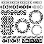 taking advantage of the old anatolia designed patterns series