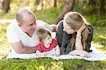 Family Photo Mum, Dad, Daughter