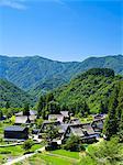 Gokayama Ainokura, Toyama Prefecture, Japan