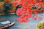Autumn colors, Kyoto