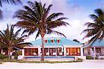 Central America, Belize, Ambergris Caye, San Pedro, the Casa Playa Blanca sea front villa at the Victoria House hotel