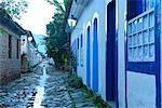 Paraty, Province of Rio de Janeiro, Brazil, South America