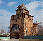 Kolomna Kremlin is a very large fortress in Kolomna, Russia