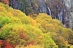 Yonago Falls, Nagano Prefecture
