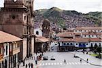 Street Scene, Cuzco, Peru