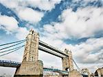 View of Tower Bridge, London, UK