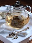 Jasmine Dragon pearls green China tea