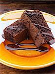 Chocolate espresso cake