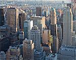 New York City skyline, New York, United States