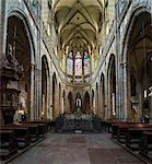 St. Vitus Cathedral, Prague, Czech Republic, Europe