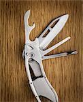 Fold away tools