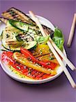 Antipasti,grilled vegetables