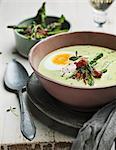 Soup in bowl, Sweden