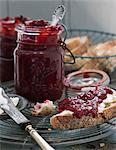 Raspberry jam, Sweden