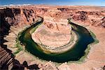 United States of America, Arizona, Page, Horseshoe Bend
