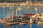 Old Town, Marmaris, Anatolia, Turkey, Asia Minor, Eurasia