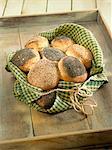 Small seedy breads