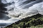 Clouds over mount Campo dei Fiori - Varese