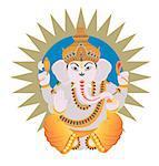 Hindu Ganesh. For you design