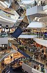 Festival Walk shopping mall, Kowloon Tong, Kowloon, Hong Kong, China