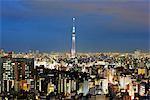 Asia, Japan, Honshu, Tokyo, Tokyo skytree
