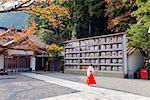 Asia, Japan, Honshu, Wakayama prefecture, Nachi shrine