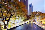 Asia, Japan, Honshu, Tokyo, Shinjuku, Gakuen mode building